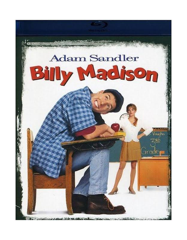 Billy Madison - BLU-RAY