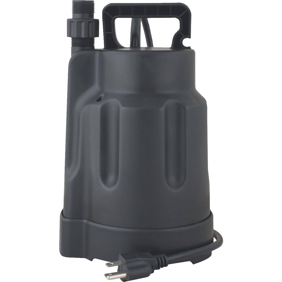 Do it Submersible Utility Pump - 1/4HP