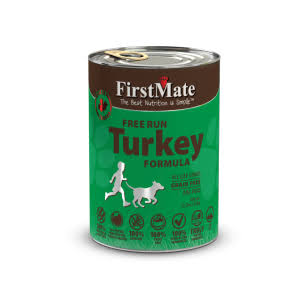 FirstMate Grain Free Turkey Formula Canned Dog Food