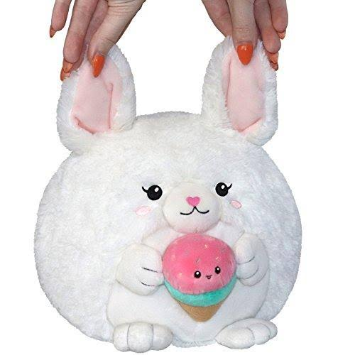 Squishable / Mini Bunny Holding Ice Cream - 7""