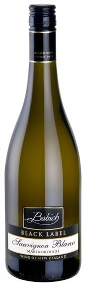 Babich Sauvignon Blanc Black Label - New Zealand, South Island