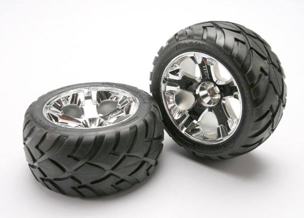 Traxxas RC Vehicle Front Anaconda Tyres