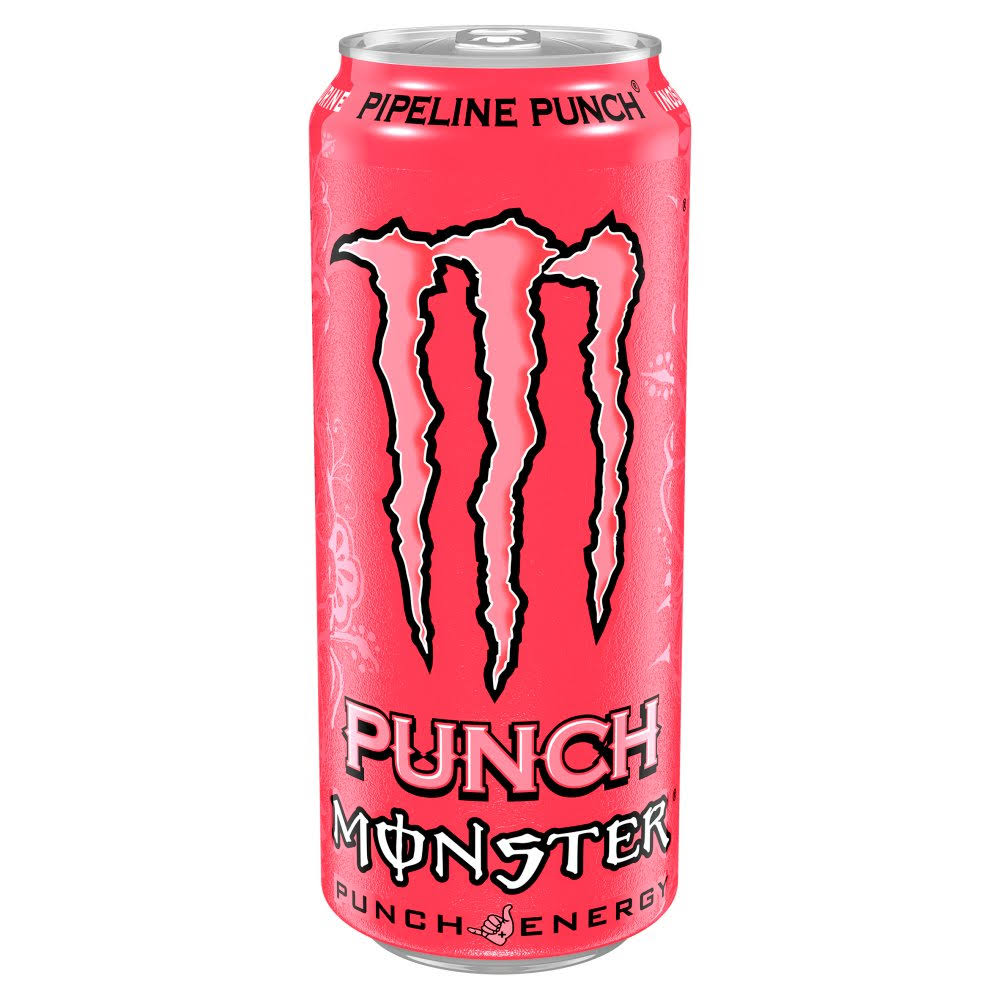 Monster Pipeline Punch Energy Drink - 500ml