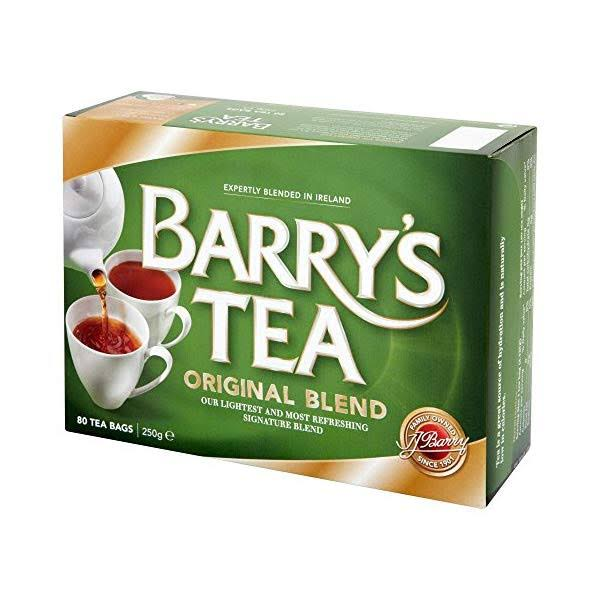 Barry's Tea Tea - Original Blend, 80 Tea Bags, 250g