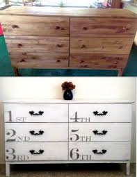 Ikea Tarva 6 Drawer Dresser by Ikea Tarva Dresser Before And After Home Sweet Home U003c3