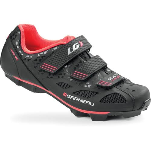Louis Garneau Women's Multi Air Flex Shoes - Black, 39