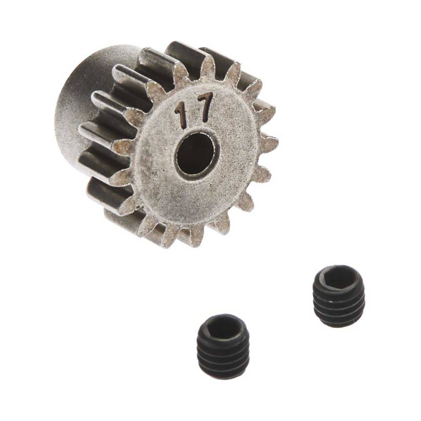 Axial AX30728 Pinion Gear - 32P, 17T, Steel, 3mm Motor Shaft