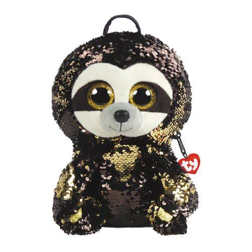 Ty Fashion Dangler Sloth Sequin Backpack