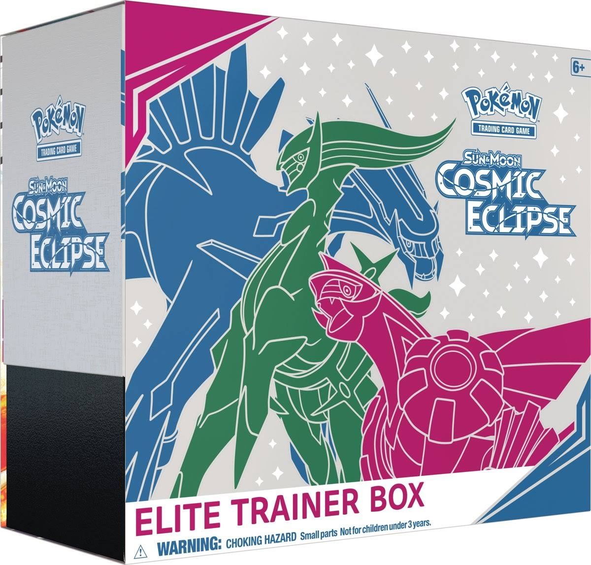 Pokemon: Sun & Moon Cosmic Eclipse Elite Trainer Box