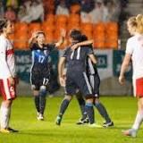 サッカー日本女子代表, 日本, サッカースイス代表, 長野市, サッカー日本代表