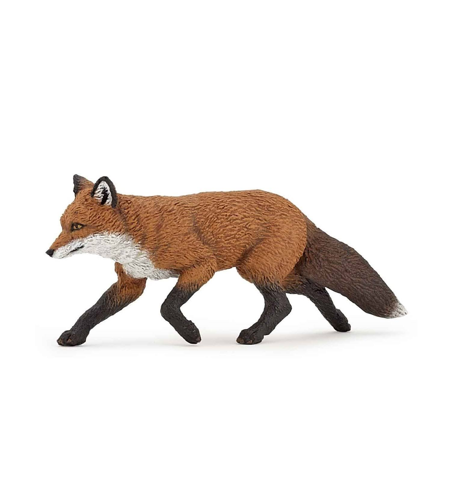 Papo Wild Animals Toy Figure - Fox