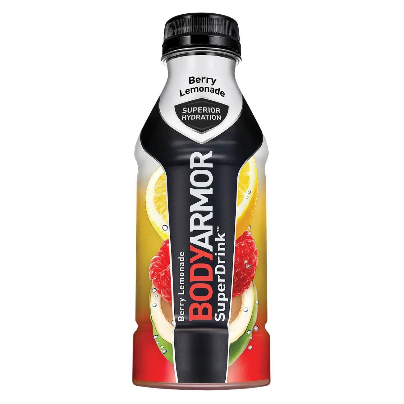 BodyArmor SuperDrink, Berry Lemonade - 16 fl oz