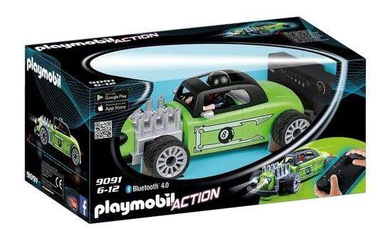Playmobil Action 9091 RC Roadster Racer