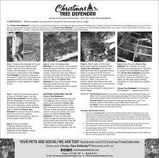 Christmas Tree Amazon Prime by Amazon Com Christmas Tree Defender U0026 Potted Plant Protector 48