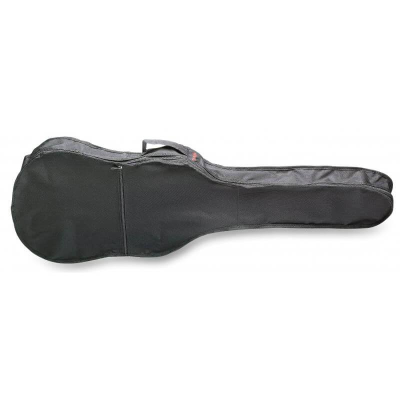 Stagg STB-1 UE Electric Guitar Bag with Shoulder Straps - Black