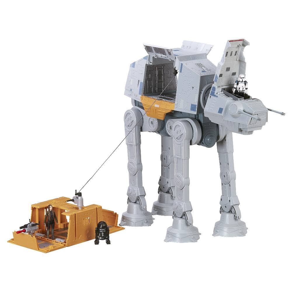 Star Wars Rogue One Rapid Fire Imperial At-Act Action Figure