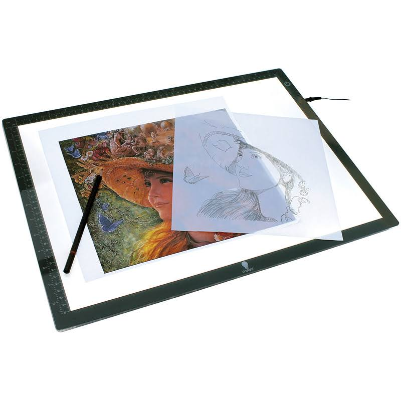 "Daylight Wafer 2 Lightbox - 11""x17"""