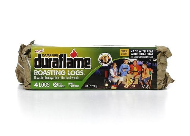 Duraflame 00497 Campfire Roasting Logs - Pack of 4