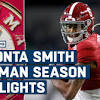 Alabama Heisman Trophy Winner DeVonta Smith Delivers Great ...