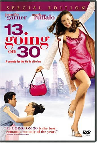 13 Going on 30 - DVD