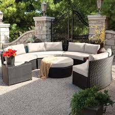 Fortunoff Patio Furniture Covers by Rounded Patio Furniture Home Design Ideas And Pictures