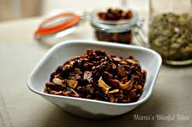 Are Pumpkin Seeds Called Pepitas by Autumn Trail Mix