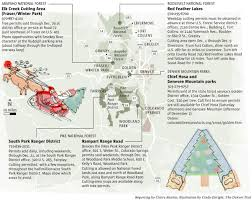Colorado Springs Christmas Tree Permits by Near Or Far Cutting Your Own Tree U2013 The Denver Post