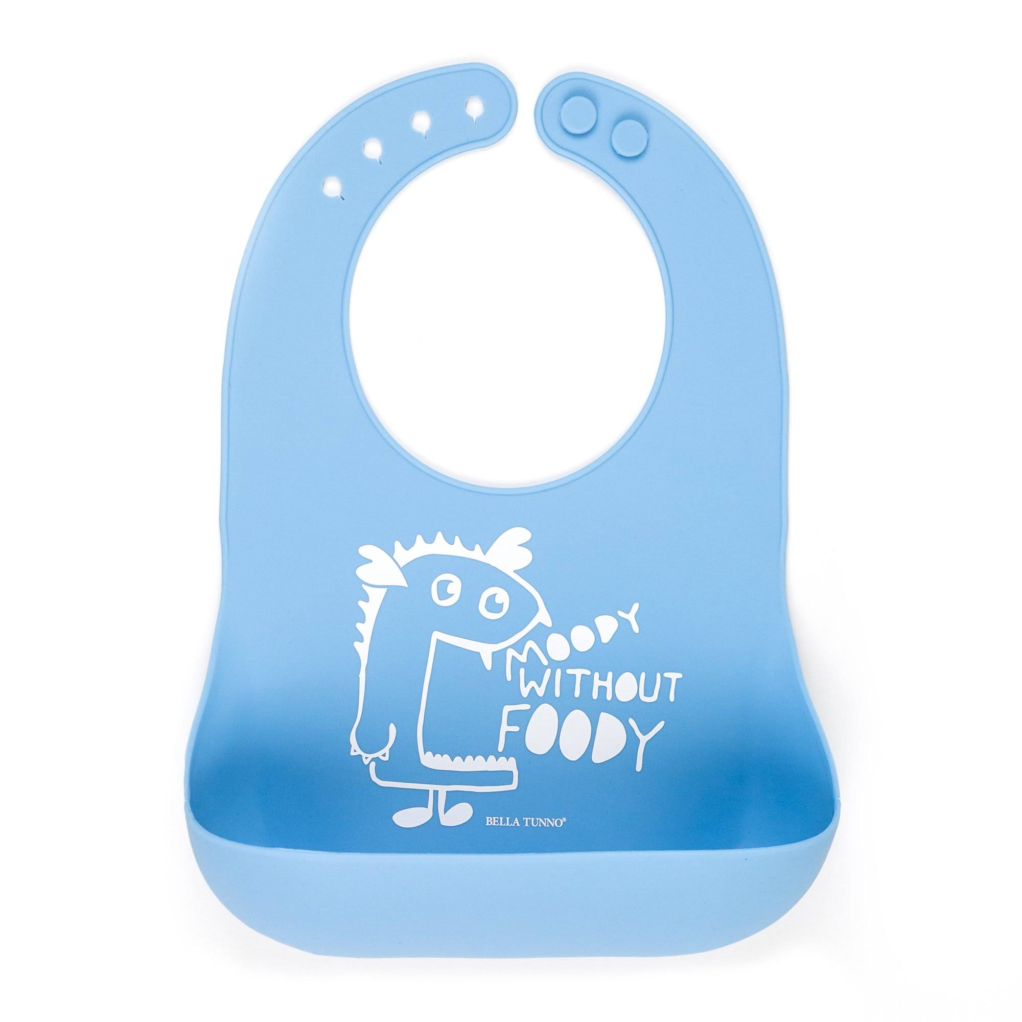 Bella Tunno Wonder Bib ::Moody without Foody