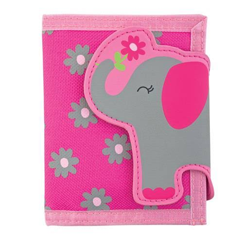 Stephen Joseph Elephant Wallet