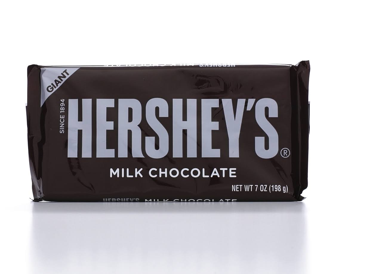 Hershey's Milk Chocolate Bar - 7oz