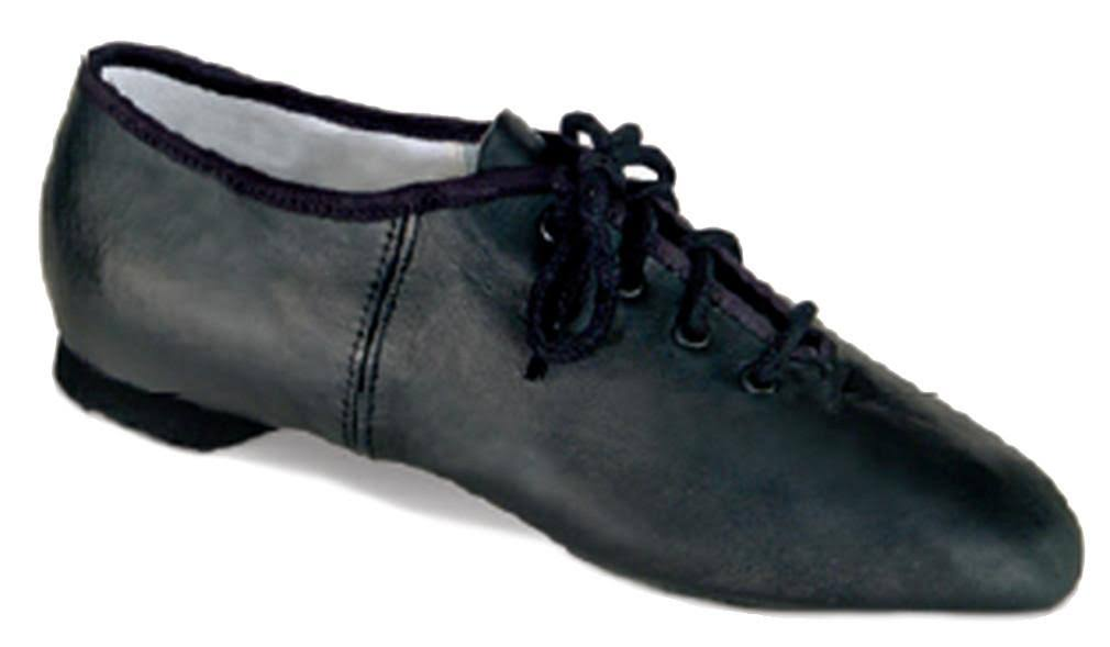 Danshuz Leather Split Sole Jazz Oxfords