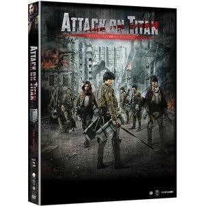 Attack On Titan 2 DVD