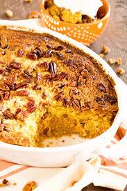 Cake Mix And Pumpkin by Easy Pumpkin Dump Dessert Recipe Julie U0027s Eats U0026 Treats