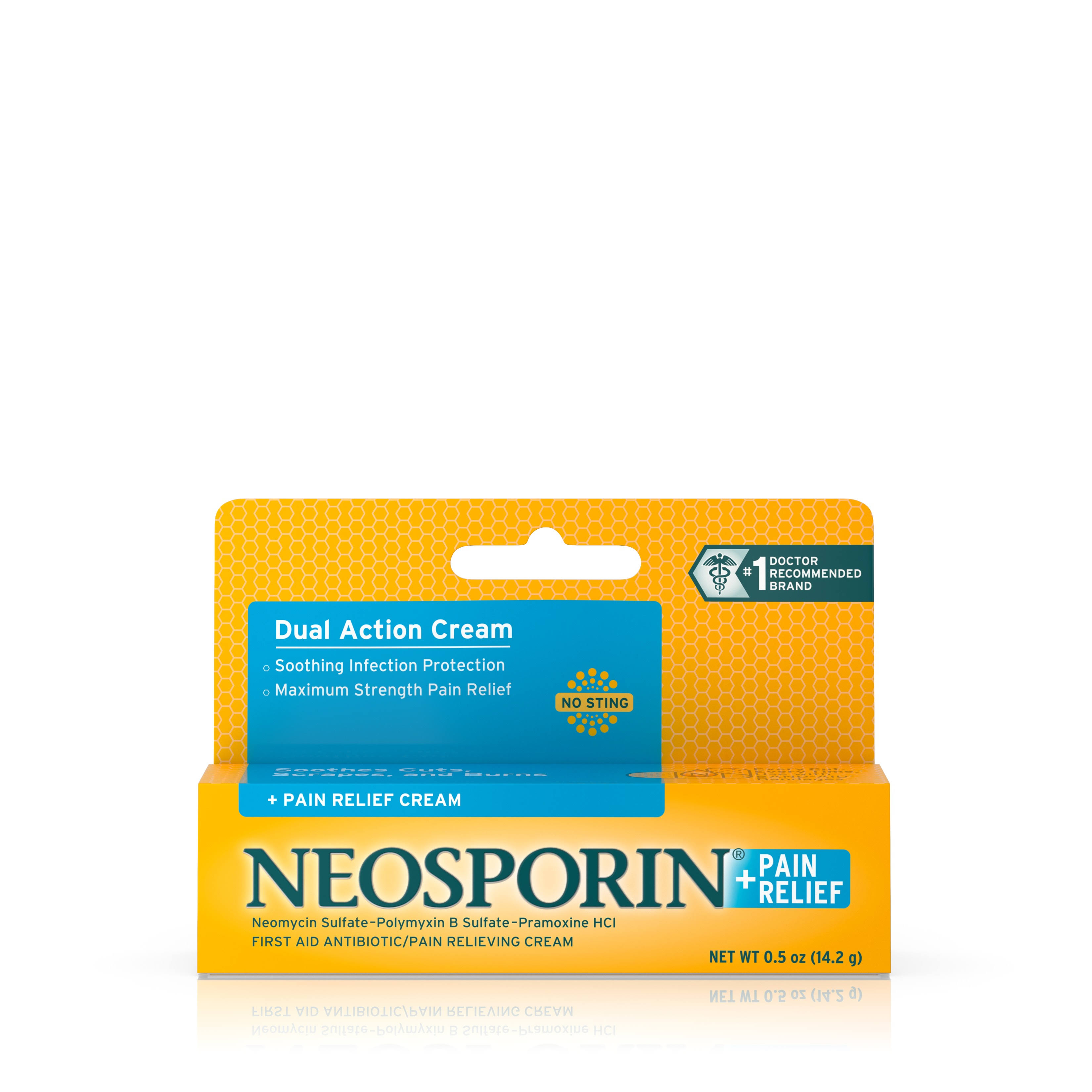Neosporin Maximum Strength Pain Reliever - 0.5oz