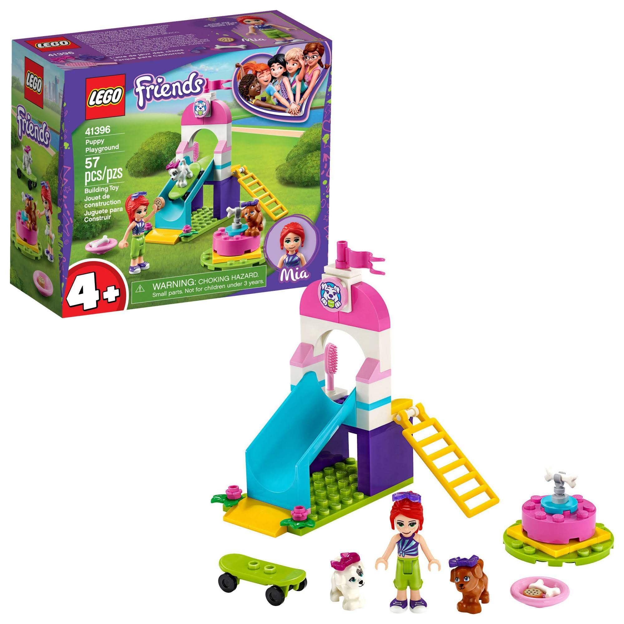 Lego Friends - Puppy Playground 41396