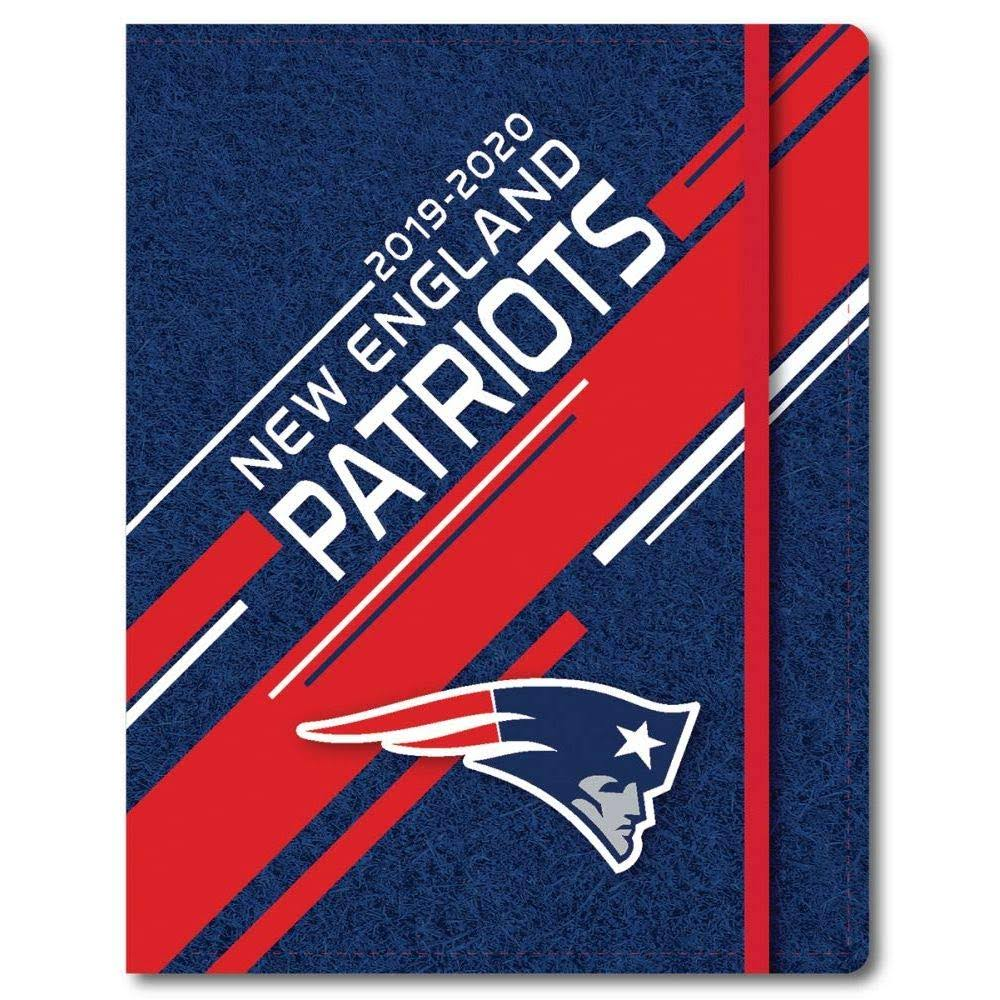 Turner Licensing New England Pats 2020 Monthly Planner