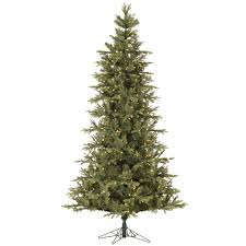 Vickerman Flocked Slim Christmas Tree by Christmas Trees Slim Pre Lit Best Upc Product Image For U