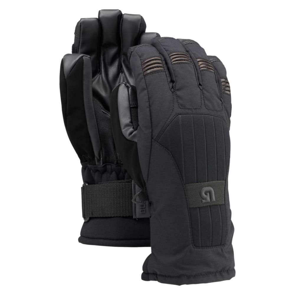 Burton Support Ski / Snowboard Gloves - True Black, XL
