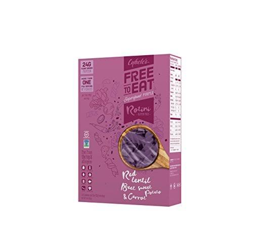 Cybele's Free-to-Eat Superfood Veggie Pasta - Superfood Purple, 8oz