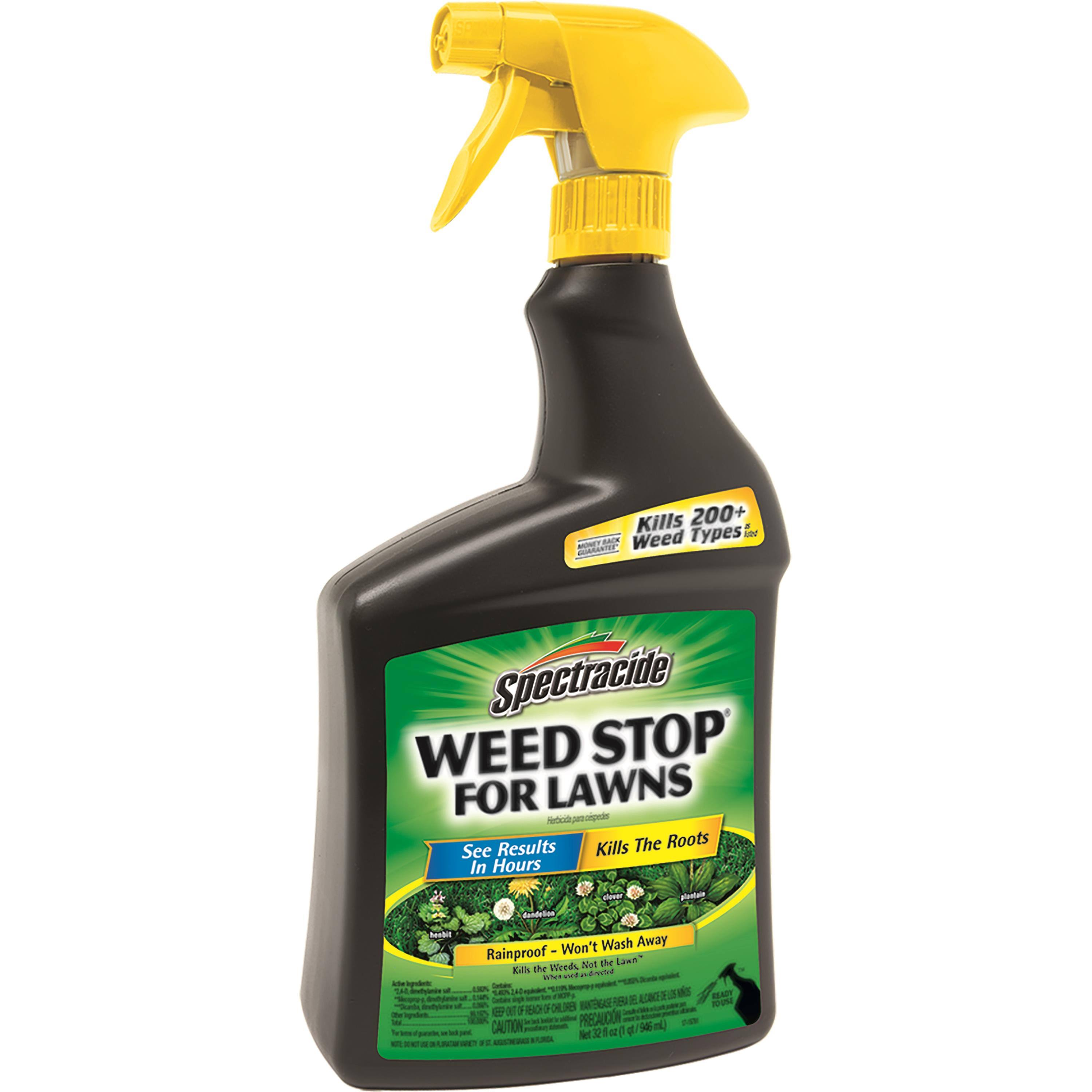 Spectracide Ready-to-Use Weed Stop for Lawns - 32oz