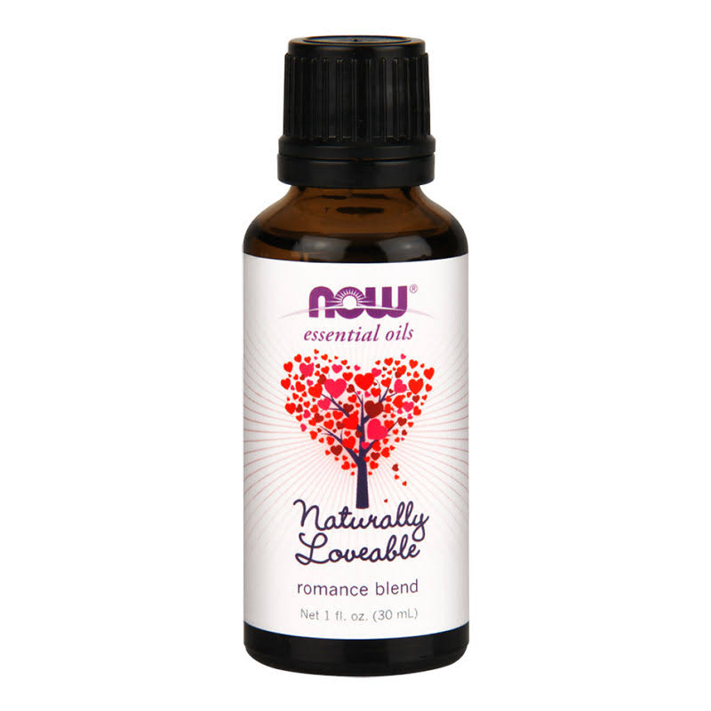 Now Foods Naturally Loveable Essential Oils