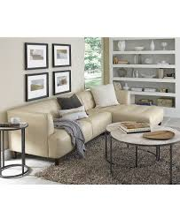 Macys Dining Room Furniture Collection by Alessia Leather Sectional Living Room Furniture Sets U0026 Pieces