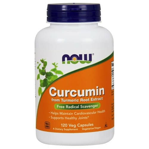 Now Foods Curcumin Turmeric Root Extract