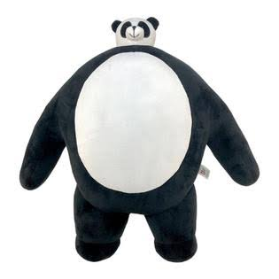 Go! Games Tiny Headed Kingdom Panda 18 inch