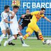 Los primeros 45 minutos de Messi en Barcelona tras el conflicto ...