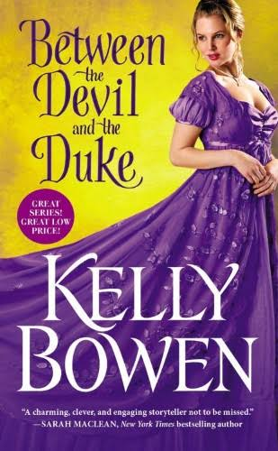 Between the Devil and the Duke - Kelly Bowen