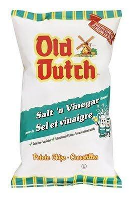 Old Dutch Salt and Vinegar Flavoured Potato