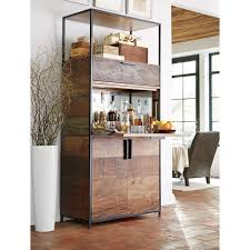 Crate And Barrel Monaco Bar Cabinet by Crate And Barrel Clive Bar Cabinet Best Home Furniture Decoration