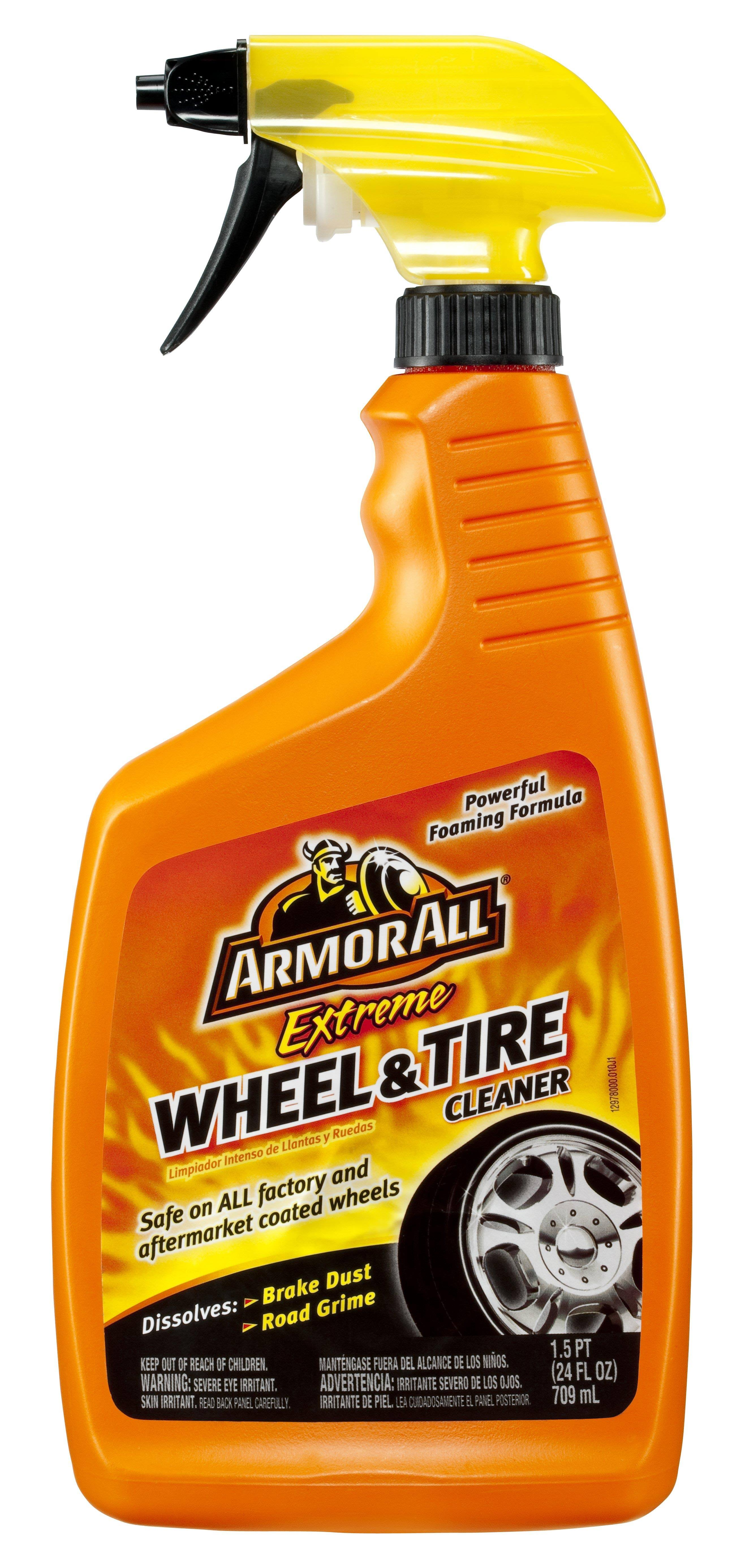Armor All Extreme Wheel and Tire Cleaner - 24oz