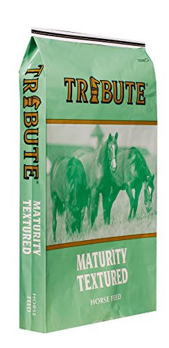 Kalmbach Feeds Tribute Maturity Textured for Horse 50 lb